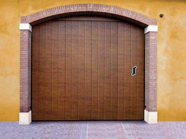 Puerta acceso SNAKE Vega Aluminios